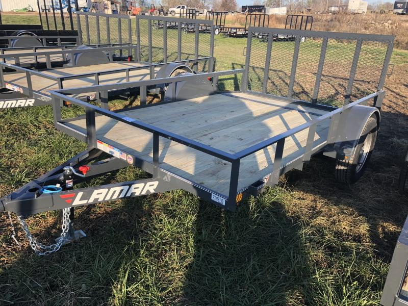 2019 LAMAR 77 X 10 UTILITY TRAILER in Ashburn, VA