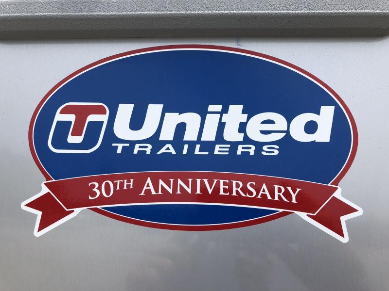 SUPER CARGO SALE!!  2018 UNITED 6 X 10 X 6 ENCLOSED CARGO TRAILER
