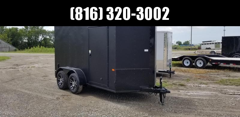 2020 Rock Solid Cargo 6 X 12 X 6.8 Enclosed Cargo Trailer