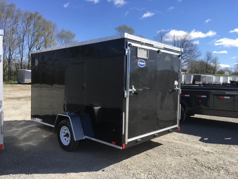2019 UNITED 7 X 12 X 6 ENCLOSED CARGO TRAILER