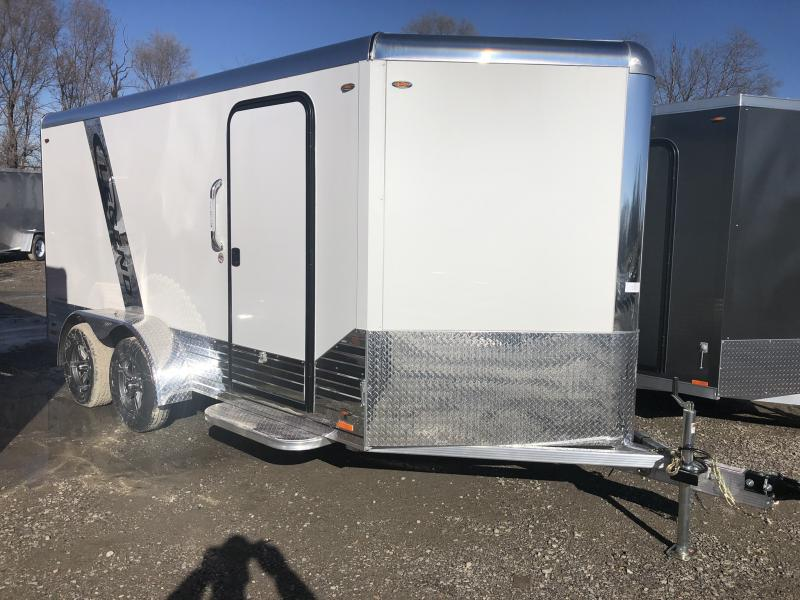 2019 LEGEND 7 X 17 X 6.5 CARGO TRAILER WITH TORSION AXLES