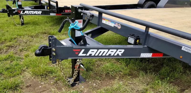 2019 LAMAR 83X20 EQUIPMENT HAULER