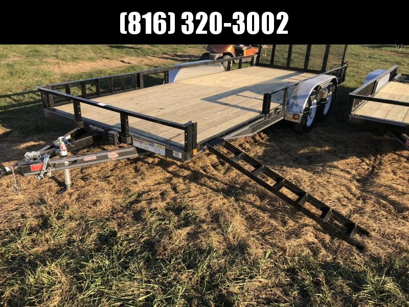 2019 PJ 83 x 18 UTILITY TRAILER in Ashburn, VA