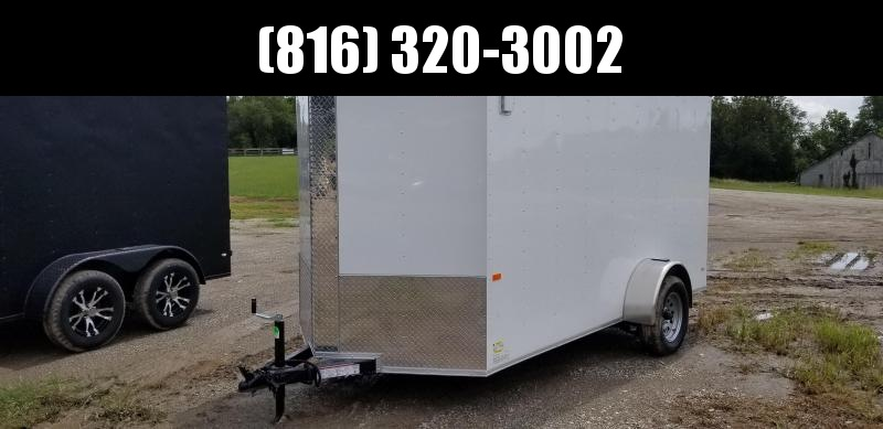 2020 Rock Solid Cargo 6 X 12 X 6 CARGO Enclosed Cargo Trailer
