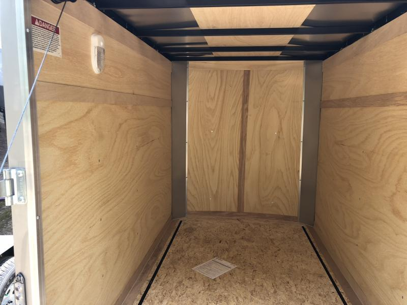 2018 UNITED 5 X 8 X 5 ENCLOSED CARGO TRAILER
