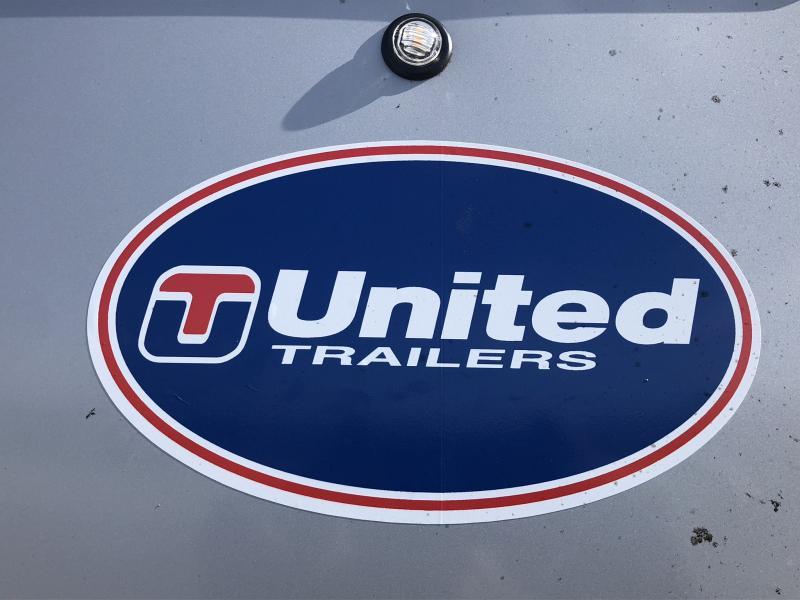 2019 UNITED 6 X 12 X 6 ENCLOSED CARGO TRAILER