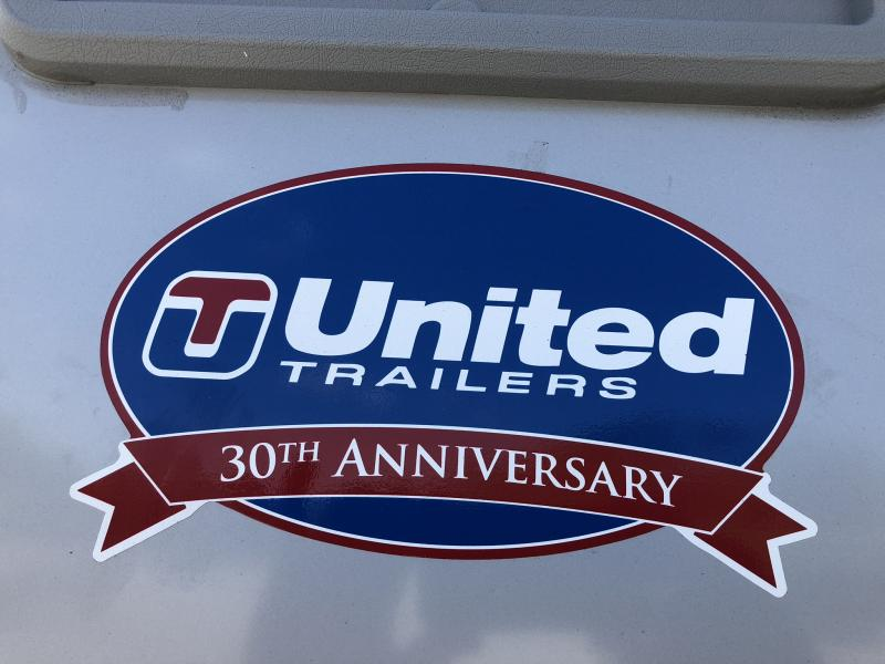 2019 UNITED 8.5 X 23 X 6.5 ENCLOSED CARGO TRAILER