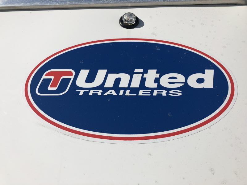 2019 UNITED 7 X 14 X 6 ENCLOSED CARGO TRAILER