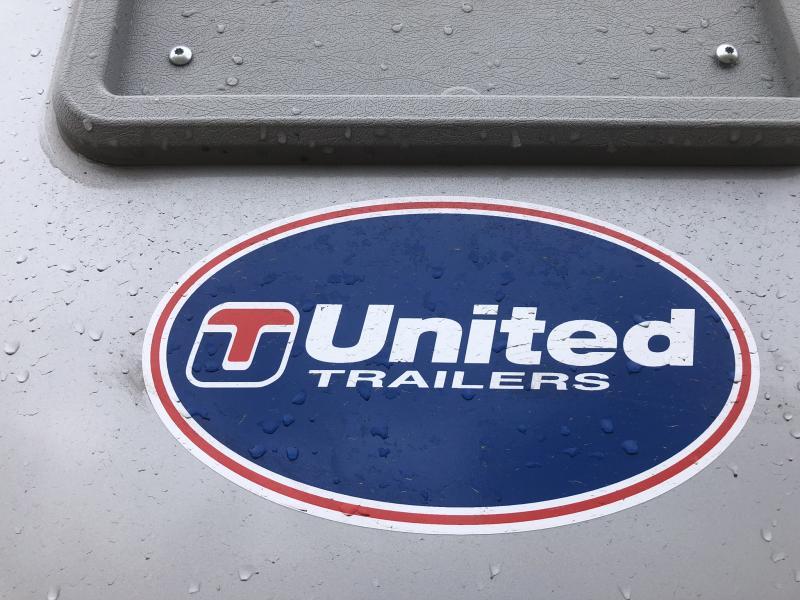 2019 UNITED 8.5 X 27 X 7.5 ENCLOSED CARGO TRAILER