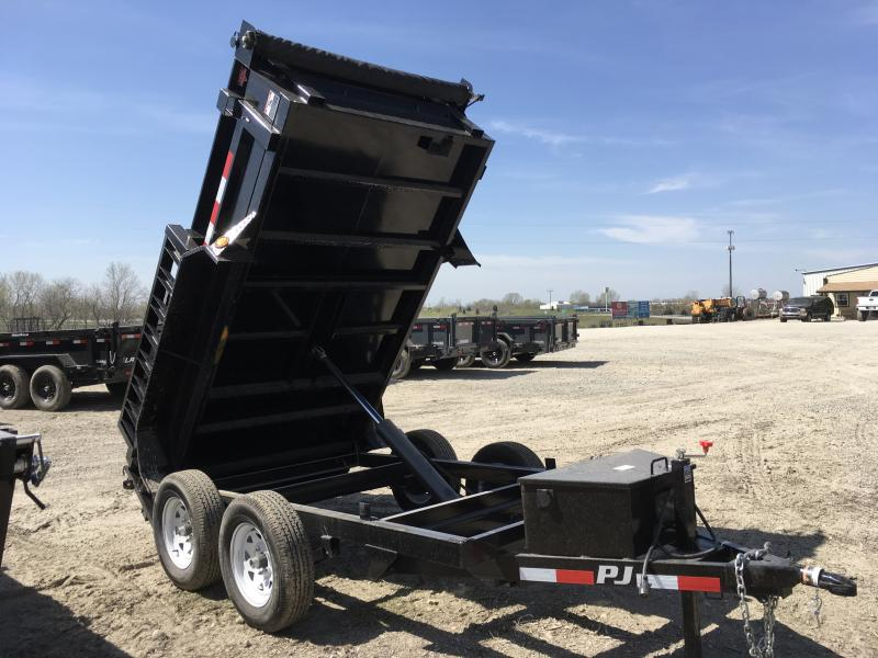 ***SALE****2018 PJ 60 X 10 MINI DUMP TRAILER