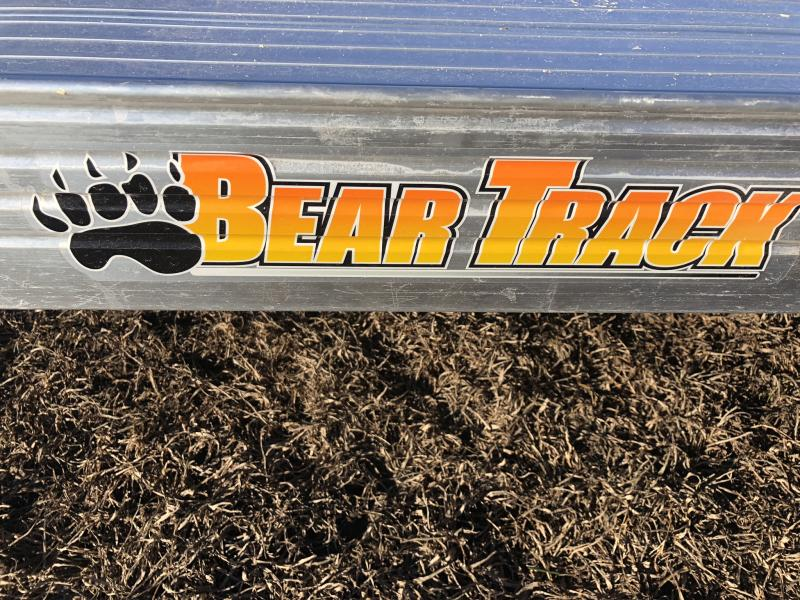 2019 BEAR TRACK 65 X 10 ALL ALUMINUM UTILITY TRAILER