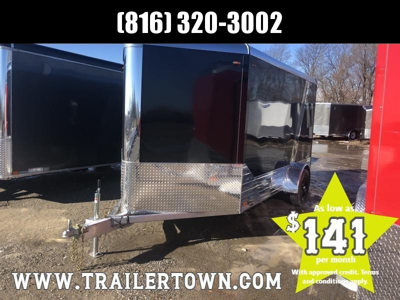 2019 LEGEND 7 X 15 X 6.5 CARGO TRAILER WITH TORSION AXLE