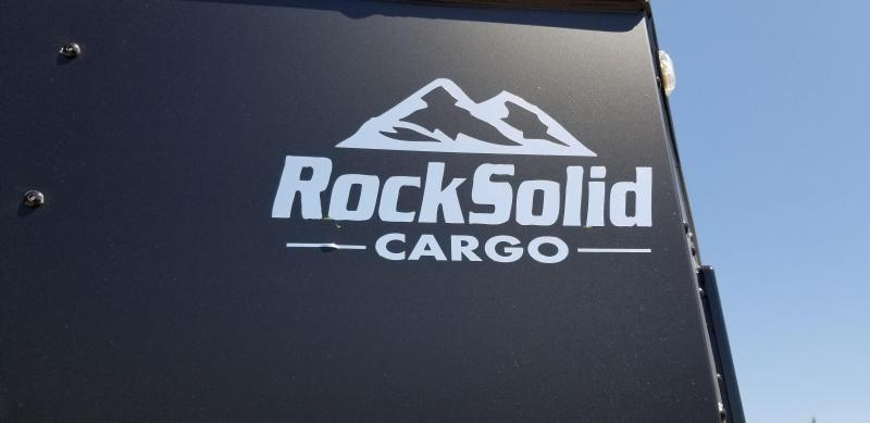 2020 Rock Solid Cargo 7x14x6 Enclosed Cargo Trailer
