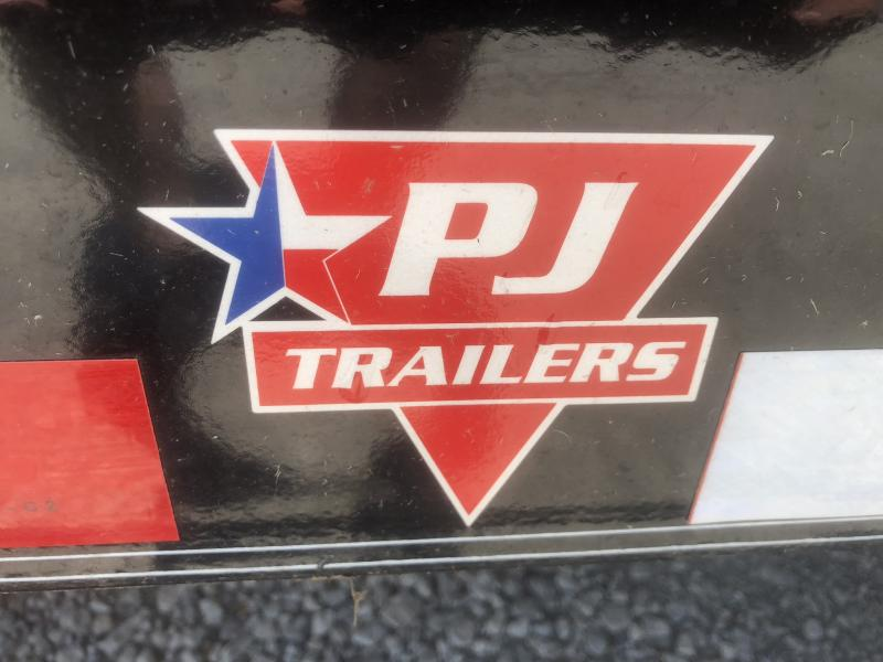 **SALE**2018 PJ TRAILERS 83X20 EQUIPMENT HAULER TRAILER