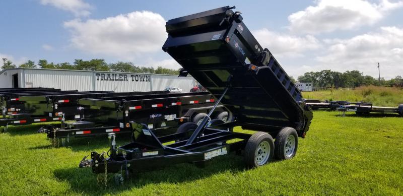 2019 NORSTAR 60x10 DUMP TRAILER