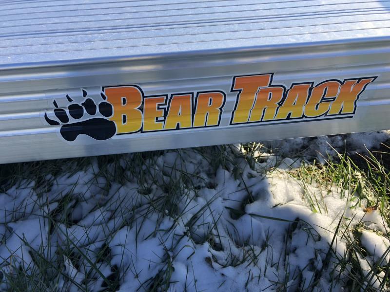 2019 BEAR TRACK 65 X 10 ALL ALUMINUM UTILITY TRAILER