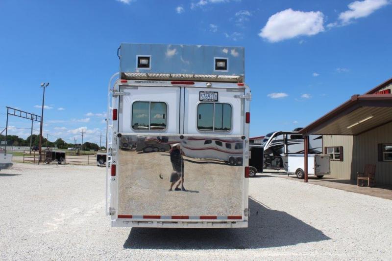 2007 Featherlite 6 horse slant gooseneck