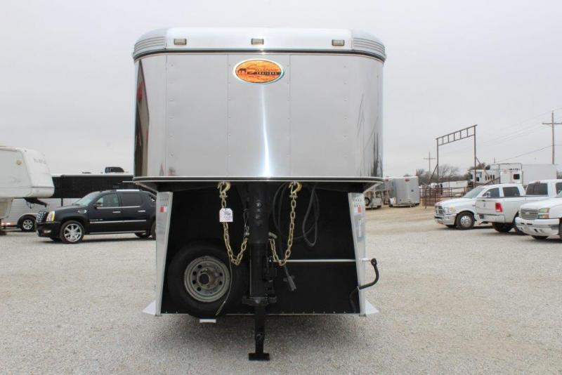 2014 Sundowner 24' Stock Trailer