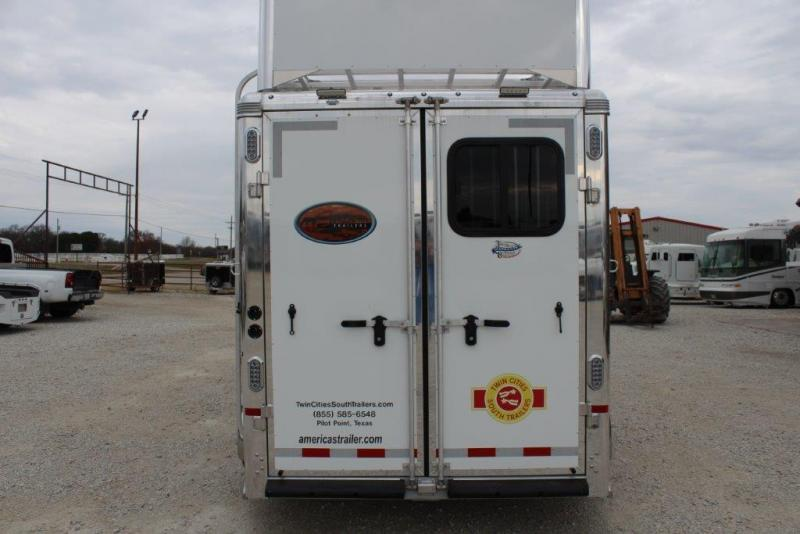 2019 Sundowner Trailers Rancher Sport Horse Trailer