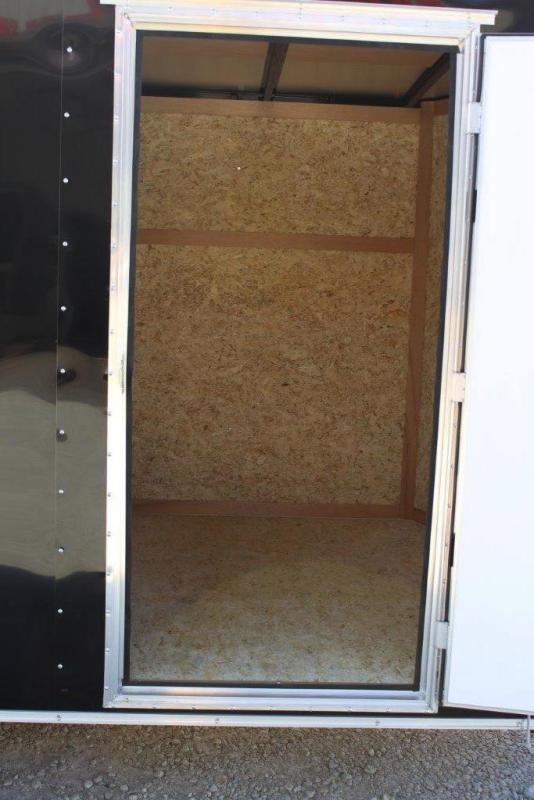 2018 Haulmark 6x12 enclosed trailer
