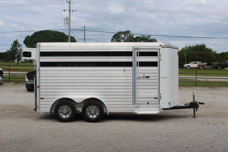 2011 Sundowner Trailers Stockman Livestock Trailer