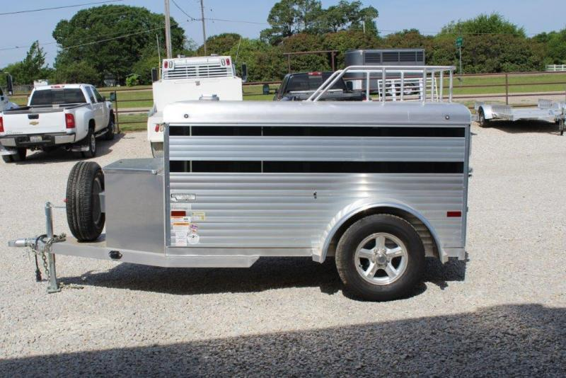 2017 Sundowner Mini Stock Trailer