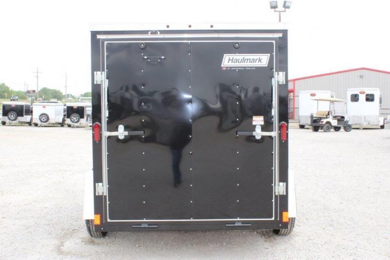 2018 Haulmark 6x10 cargo trailer