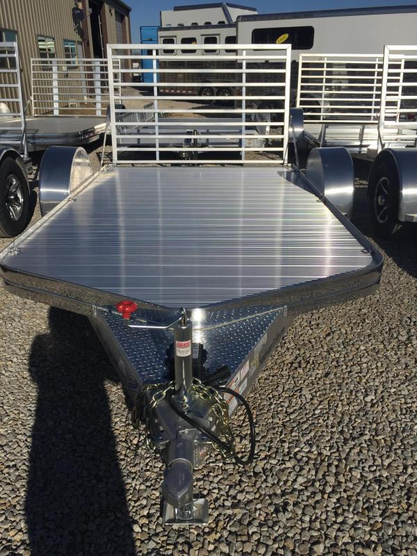 2017 Sundowner 12' Utility Trailer
