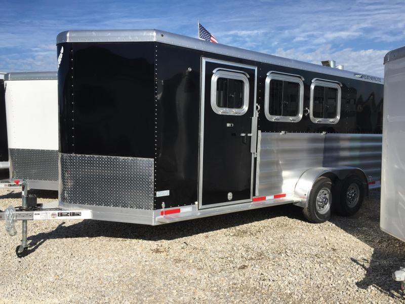 2019 Featherlite 9409 Horse Trailer