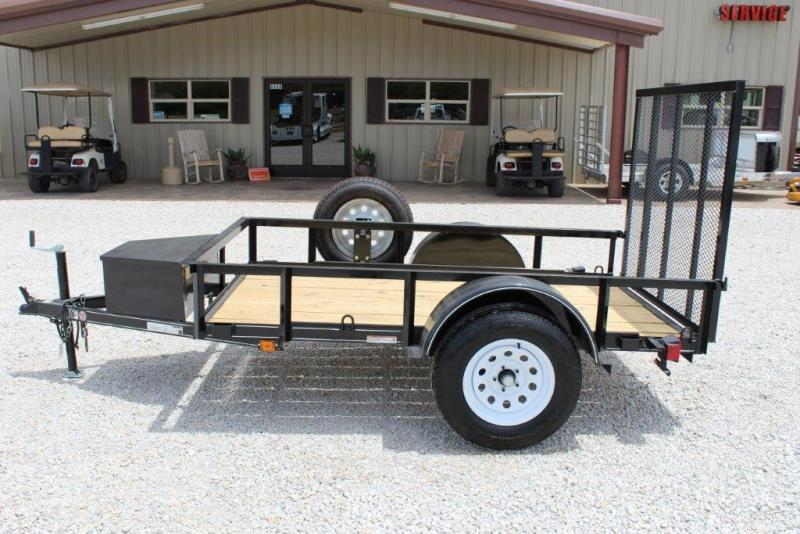 2017 Carry-On 5x8 Utility trailer in Ashburn, VA