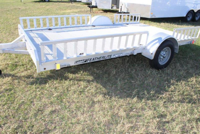 2013 Featherlite 12' Utility trailer