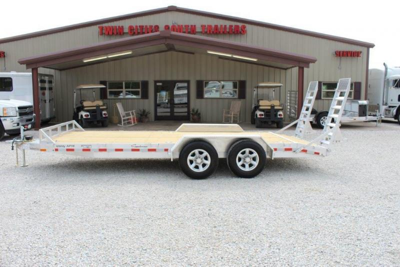 2018 Sundowner 18' Utility Trailer