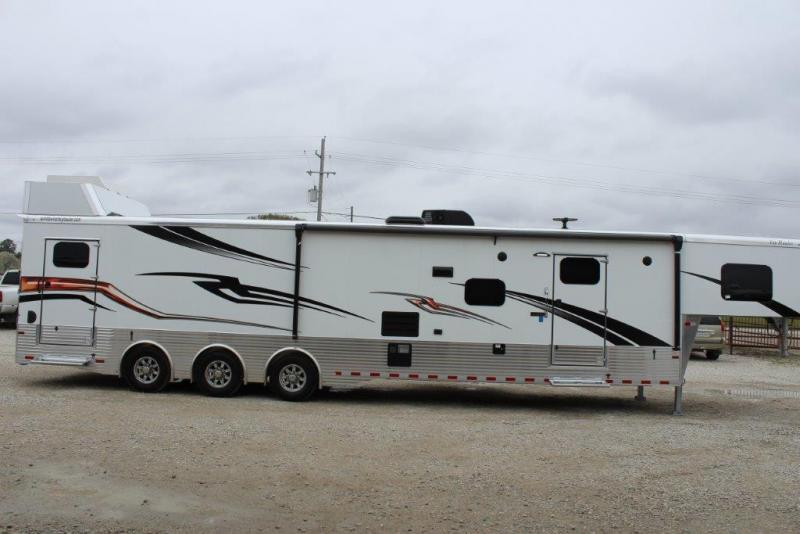 2020 Sundowner 36' Floor ToyHauler w/16' LQ with SlideOut in Ash Fork, AZ
