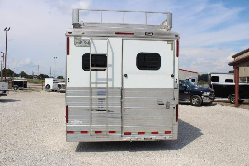 2007 Bloomer 4 horse w/side tack