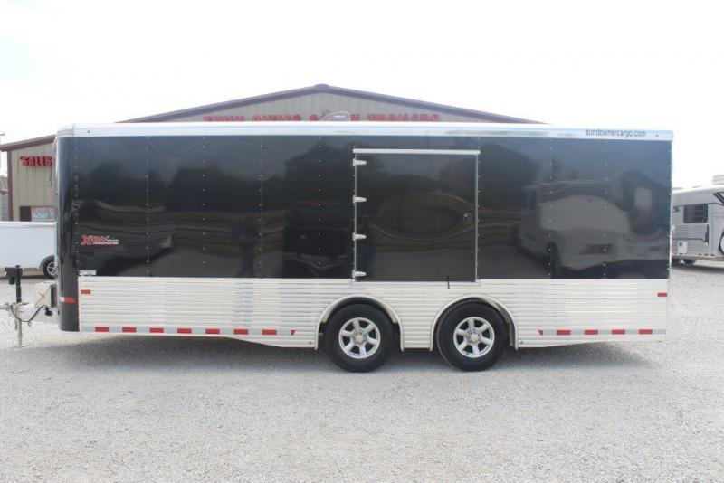 2018 Sundowner Xtra Series Cargo Trailer