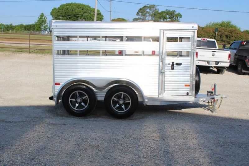 2019 Sundowner 10' MIni Stock Trailer