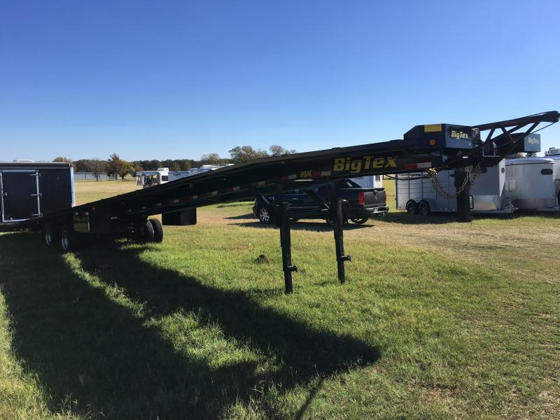 2016 Big Tex 51' Gooseneck Trailer