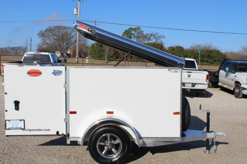2018 Sundowner 4x6 Trailer