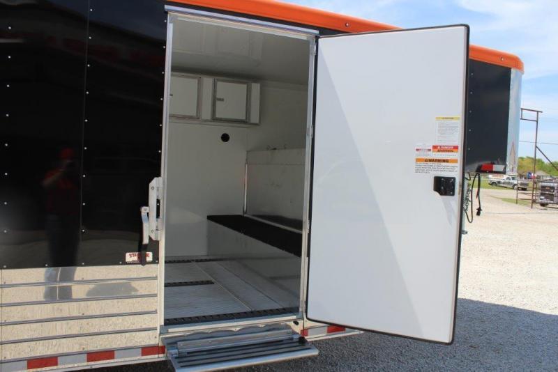 2017 Sundowner 20' Cargo Gooseneck