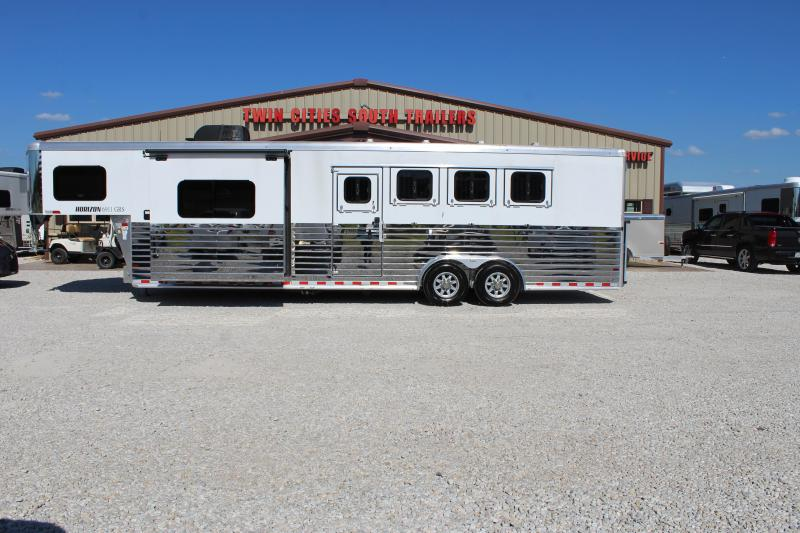 2020 Sundowner Trailers Horizon Horse Trailer