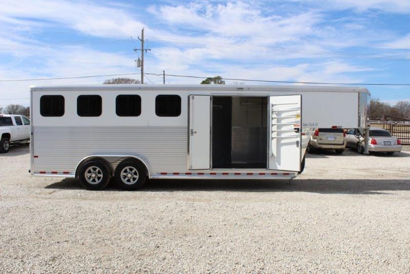 2018 Sundowner 4 horse slant gooseneck