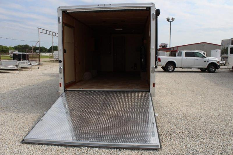2018 Featherlite Toy Hauler & 2018 Featherlite Toy Hauler | Utility Flatbed Stock  and Horse ...