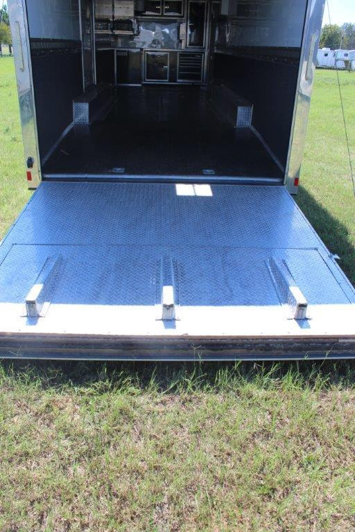 2015 Continental 32' Bumper pull