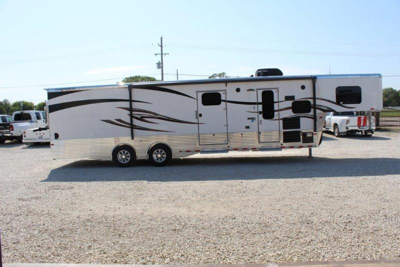 "2019 Sundowner 30' Toy Hauler w/ 9'9"" Living Quarter"
