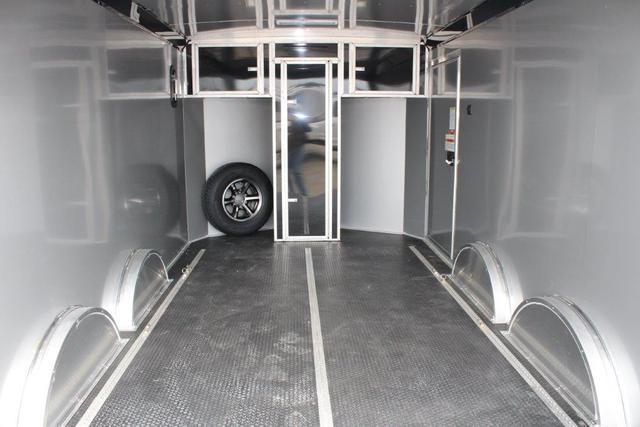 2018 Sundowner 14' Motorcycle trailer