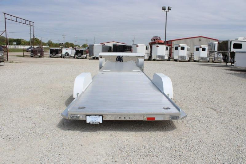 2019 Sundowner 22' car hauler