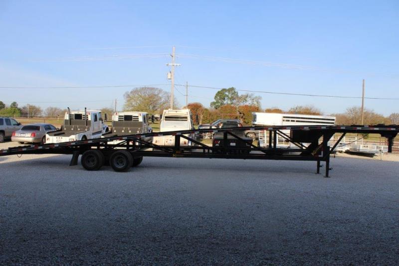2016 Kaufman car hauler