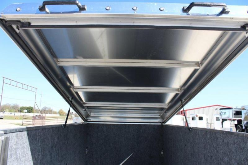 2018 Sundowner 5x10 Cargo Trailer