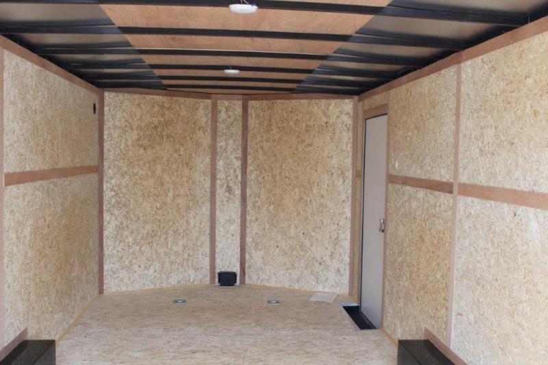 2019 Haulmark 8.5X16 Cargo Trailer