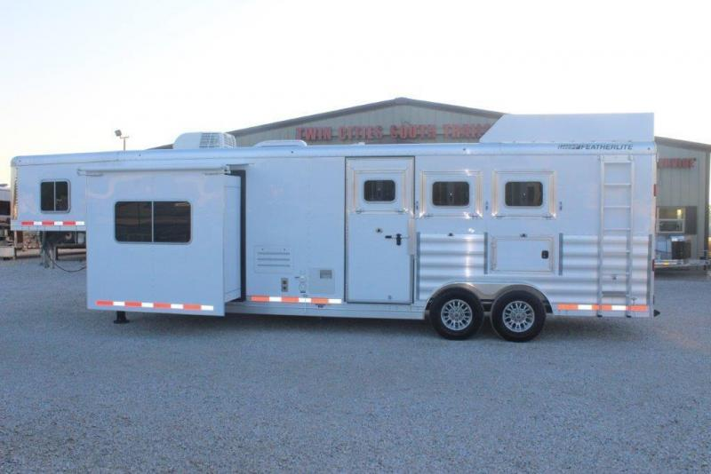 2018 Liberty 3H w/ LQ Trailer in Ashburn, VA